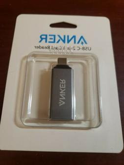 Anker USB-C  2in1 Card Reader A8370 New