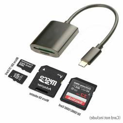 usb c card reader usb3 1 type