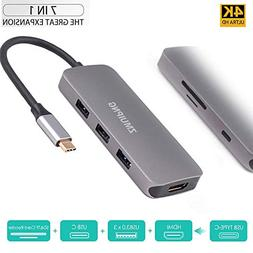 USB C HDMI PD Adapter for MacBook Pro 2018/2017, MacBook Air