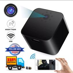 wifi usb wall charger spycam full hd1080p