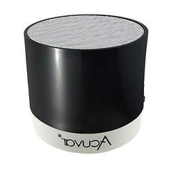Acuvar Wireless Rechargeable Mini Speaker Pod with Micro SD