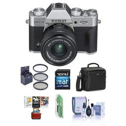 Fujifilm X-T20 24.3MP Mirrorless Digital Camera with XC 15-4