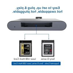 XQD 2.0 Card Reader SuperSpeed USB 3.0